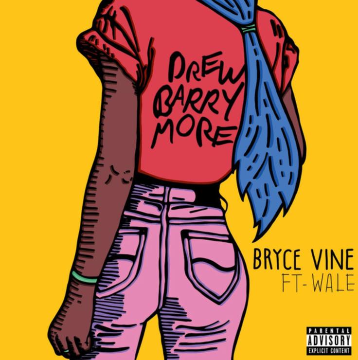 Drew Barrymore Bryce Vine