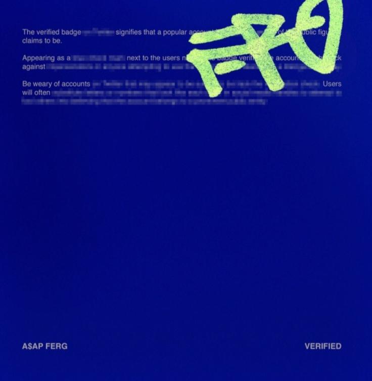 Verified A$AP Ferg