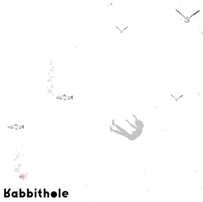 Ghost in the Waves Rabbithole Bipolar Sunshine